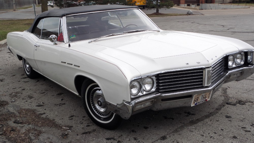 1967 buick lesabre very nice convertible cruiser stock. Black Bedroom Furniture Sets. Home Design Ideas