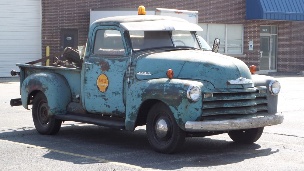Used 1947 Chevrolet Tow Truck FRAME OFF RESTORED-First production year-HARD TO FIND RARE | Mundelein, IL