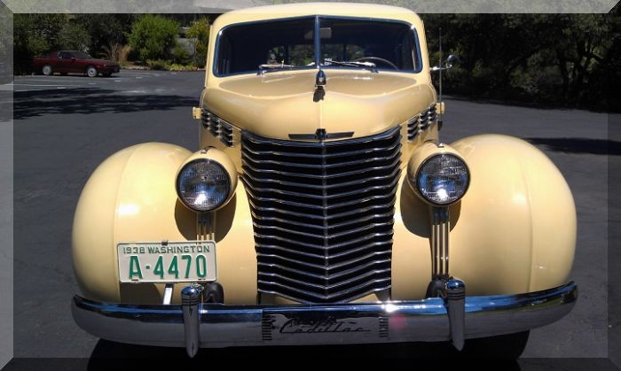 Used 1938 Cadillac Sixty Series ORIGINAL CONDITION PRESERVED | Mundelein, IL