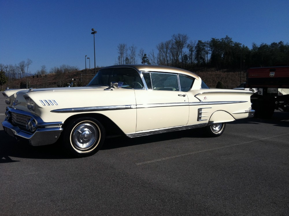 Used 1958 Chevrolet Impala 50th Anniversary Edition- 39,500 ORIGINAL MILES | Mundelein, IL
