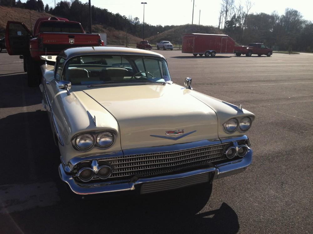 Used 1958 Chevrolet Impala 50th Anniversary Edition- 39,500 ORIGINAL MILES | Mundelein, IL