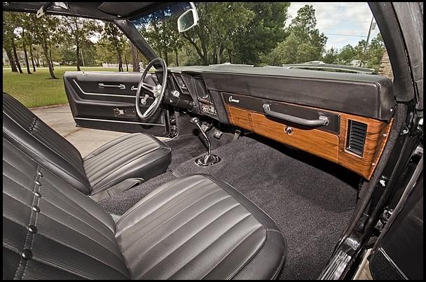 Used 1969 Chevrolet Camaro SS-RESTORED FIRST GENERATION-VIPER RED | Mundelein, IL