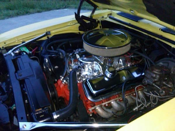 Used 1969 Chevrolet Camaro DAYTONA YELLOW-BIG BLOCK FIRST GENERATION   Mundelein, IL