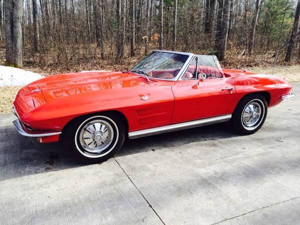 Used 1964 Chevrolet Corvette NICE CONVERTIBLE | Mundelein, IL