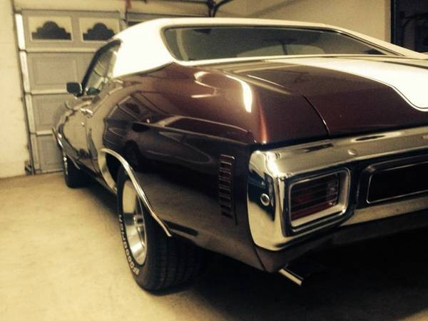 Used 1970 Chevrolet Chevelle SS BLACK CHERRY- SWEET CAR | Mundelein, IL