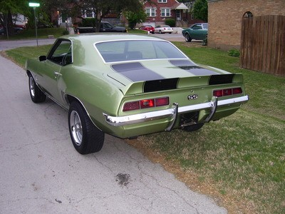Used 1969 Chevrolet Camaro NUMBERS MATCHING-REAL SUPER SPORT SS | Mundelein, IL