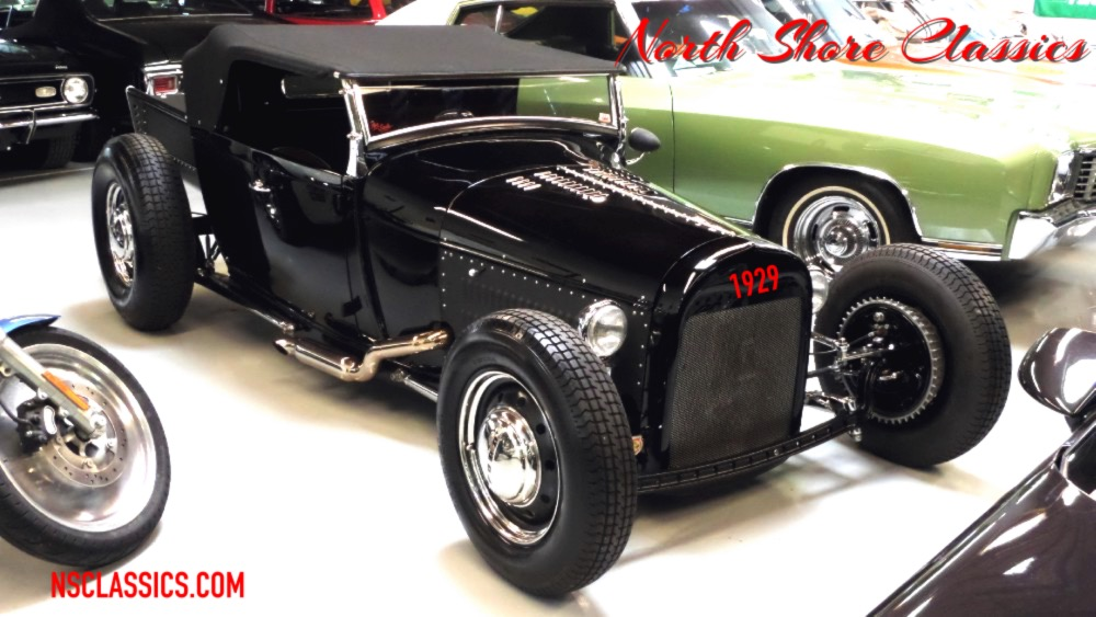 1929 Ford Roadster WOW-NEW LOW BLOWOUT $$$$-CUSTOM PICK UP- TOP ...