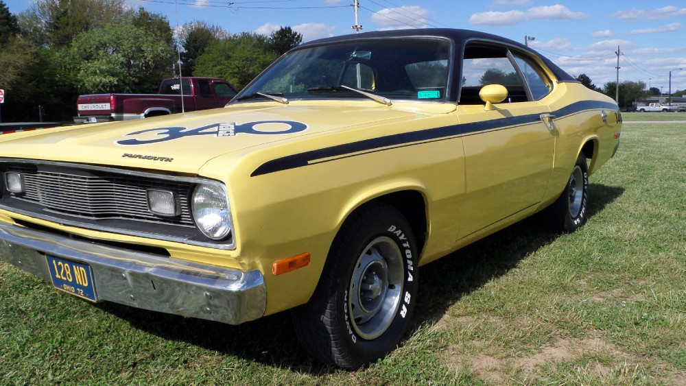 1972 plymouth duster 340 look affordable reliable mopar see video stock 624td for sale near. Black Bedroom Furniture Sets. Home Design Ideas
