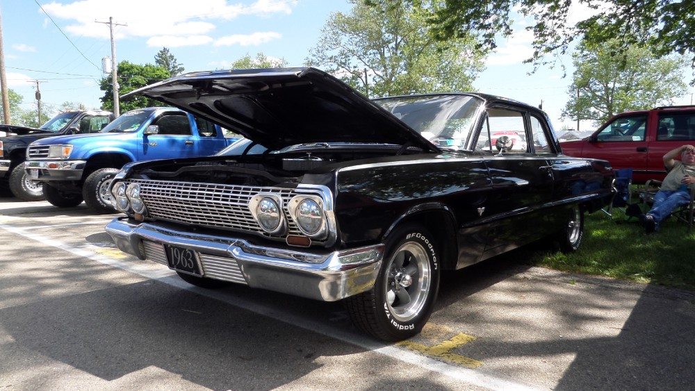 Used 1963 Chevrolet Biscayne Tennessee Car-4 speed-Nice Driver | Mundelein, IL