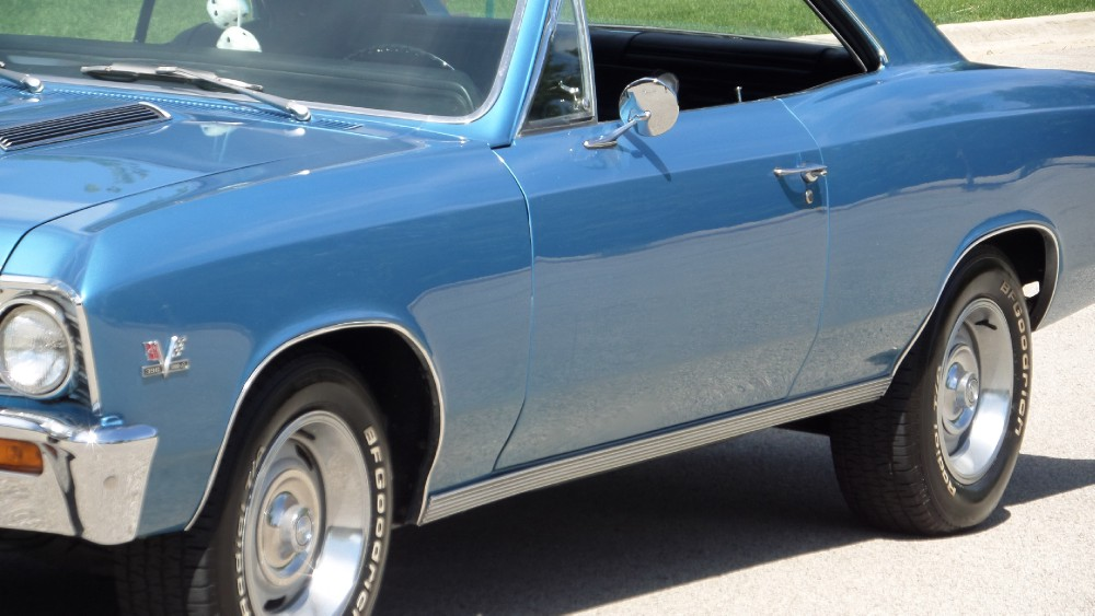 Used 1967 Chevrolet Chevelle NUMBERS MATCHING-SS396 -Factory 4 Speed-RECENT FRAME OFF RESTORED-SEE VIDEO | Mundelein, IL