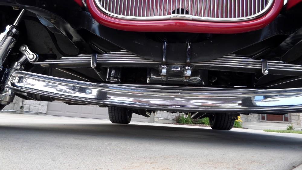 1932 Ford Sedan Revised Lower Price Steel Body Top Shelf