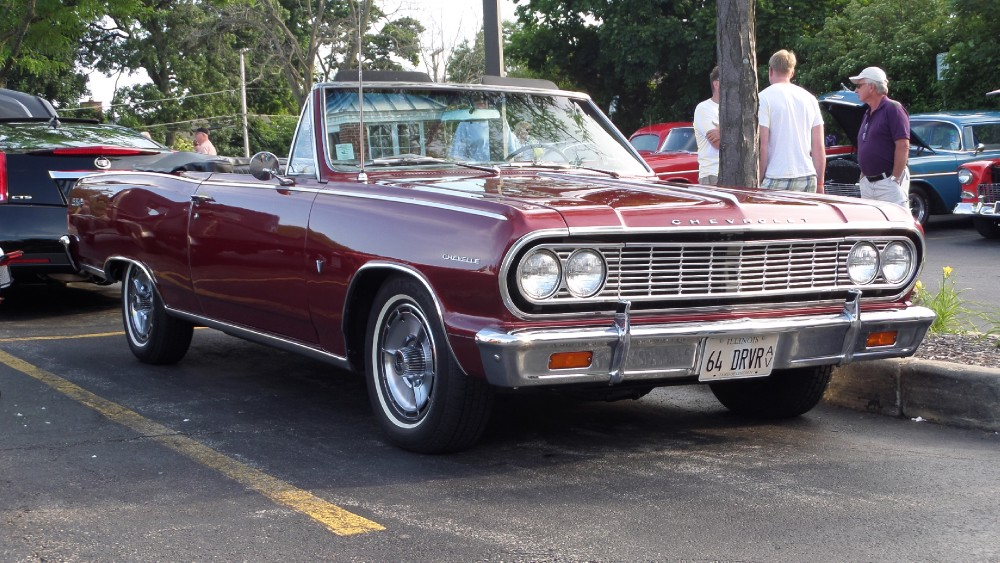 Used 1964 Chevrolet Chevelle SS-EXCELLENT ORIGINAL CONVERTIBLE-NUMBERS MATCHING | Mundelein, IL