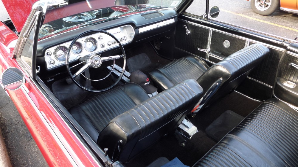 Used 1964 Chevrolet Chevelle SS-EXCELLENT ORIGINAL CONVERTIBLE-NUMBERS MATCHING   Mundelein, IL