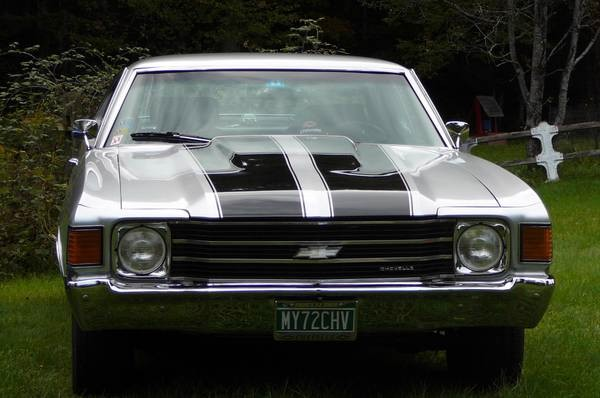 Used 1972 Chevrolet Chevelle FULLY RESTORED-SHOW WINNER | Mundelein, IL