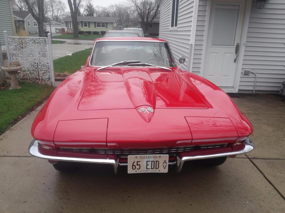 Used 1965 Chevrolet Corvette Stingray-NEW PAINT | Mundelein, IL