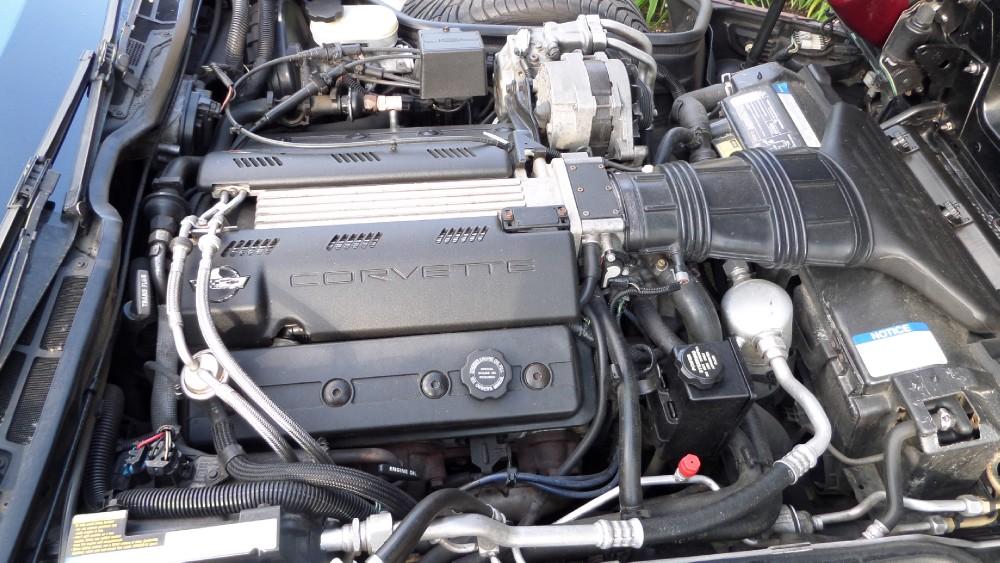 Used 1993 Chevrolet Corvette LT1-40th Anniversary | Mundelein, IL