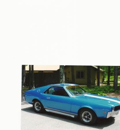 Used 1968 Amc Amx Drive a piece of American Muscle Car History | Mundelein, IL